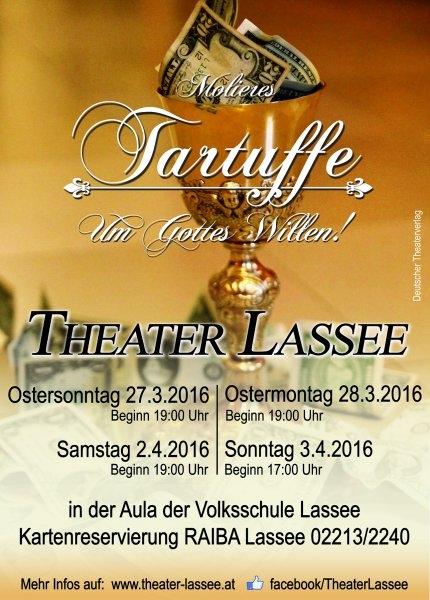 TheaterLassee Tartuffe